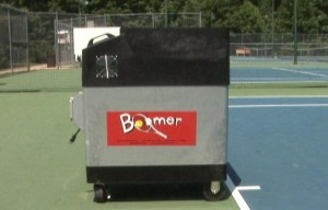 The tennis Ball Machine